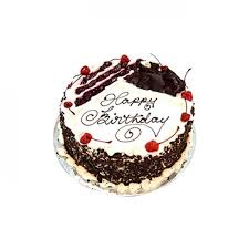 Black Forest Cake Circle Buy Online At Best Price In India At Gift