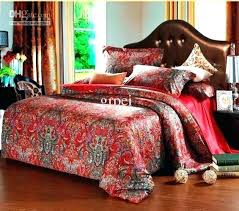 black queen size bed set red quilt sets comforter cotton king bedding in a bag sheets duvet and cotton comforter queen m58