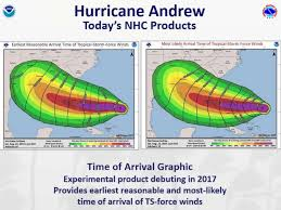 Hurricane Andrew 25 Years Later The Monster Storm That