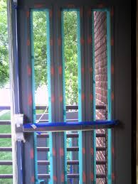 Window Treatments Metal Doors Commercial Interior Metal Doors Wood Grained Doors Church Metal