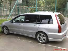 2006 Mitsubishi Lancer Wagon Images, 2000cc., Gasoline, FF, Manual ...