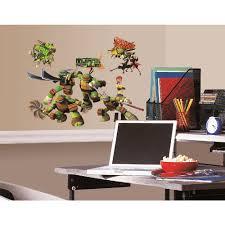 Ninja Turtle Bedroom Decor Teenage Mutant Ninja Turtles Room Decor Toysrus