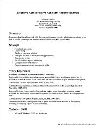 Sample Resume For Office Assistant Position Assistant Administrative Job Description Sample Resume