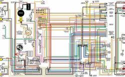 electrical testers test leads autopart cart 1960 lincoln cars 11 x 17 laminated color wiring diagram