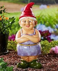 female garden gnome. Brilliant Female 14u0026quot Naked Gnome Garden Statues  Female  On G