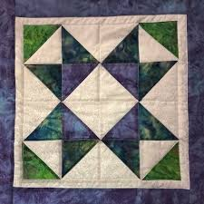 To Finish Start To Finish Quilted Wall Hanging A Dark Star Fabrics Class