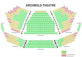 Syracuse Seating Chart Theatre Seating