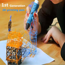 1st generation <b>3d printing</b> pen drawing art crafting tool <b>stereoscopic</b> ...