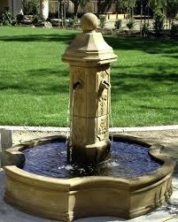 outdoor garden fountain. Outdoor Garden Fountains Running Fountain . D