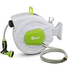 skey retractable garden hose reel 1