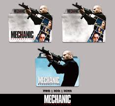 Mechanic Resurrection (2016) Folder Icon by Bl4CKSL4YER on DeviantArt