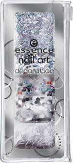 Dekorační Sada Na Nehty Nail Art 01 Fantastic Metallics Essence