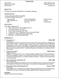 teaching resume writing skills writing sample resume