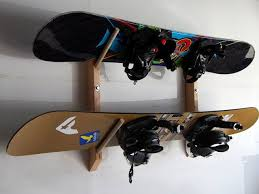 diy snowboard wall rack new 7 best snow ski and wakeboard storage racks images on of