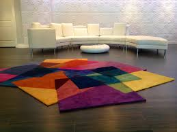 colorful modern rugs