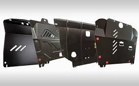 <b>Защита картера</b> — выбираем бронежилет для <b>двигателя</b>