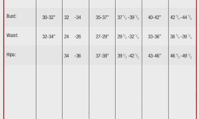 Sports Bra Size Chart Lululemon Best Picture Of Chart