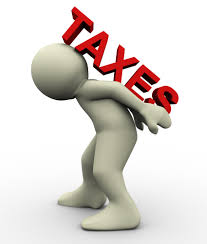 Image result for images of the impact of taxes