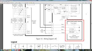 how to bypass a four wire lid switch on kenmore washer? Whirlpool Cabrio Dryer Problems at Whirlpool Cabrio Dryer Wiring Diagram
