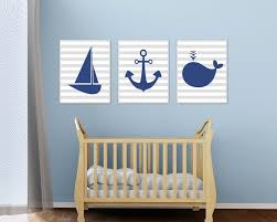 nautical baby boy nursery wall decorations