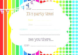 Free Holiday Party Invitation Templates Template Invites