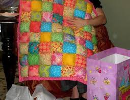 9 best Puff quilts images on Pinterest | Baby afghans, Baby ... & puff+quilt+pattern+free | Biscuit or Puff Quilt Free Pattern (Baby Adamdwight.com