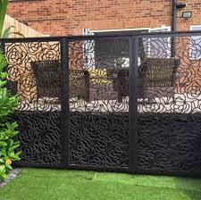 garden privacy screen garden screens