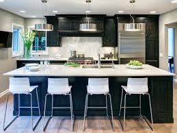 Kitchen Cabinet Bar Handles Kitchen Black Kitchen Cabinet 52 Dark Kitchens With Wood And