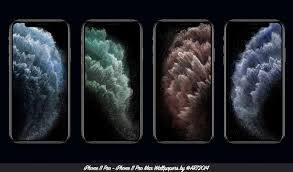 iPhone 11 and iPhone 11 Pro wallpapers