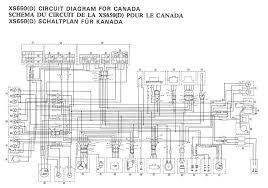 xs650 77 xs d wiring diagram thexscafe 77