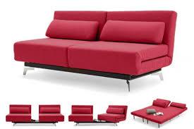 modern sleeper sofa. Apollo_Modern_Convertible_Futon_Sofabed_Sleeper_Red Modern Sleeper Sofa