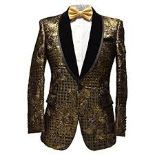 Patterned Tuxedo Beauteous TR Premium Men's Shawl Collar Floral Net Patterned Dinner Jacket