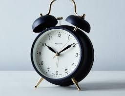 newgate brass knocker alarm clock