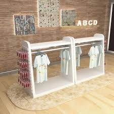 Baby Clothes Display Stand Printed Children'S Clothing Display Racks Baby Clothes Display Stand 40