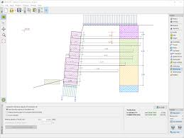 Small Picture Gabion Geotechnical Software GEO5 Fine