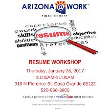 resume workshop post png arizona work resume 101 workshop post png