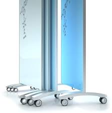 mobile glass board glass board clarus mobile glassboards