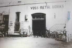 Voss Metal Works – Chapel On The Dunes