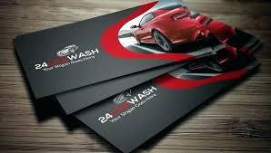 Auto Repair Business Cards New Best Automotive Card Templates Images