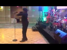 James Brown Impersonator Oscar Fields - YouTube
