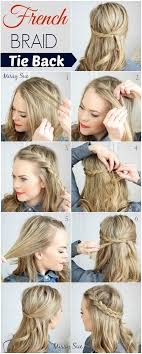 10 French Braid Hairstyles For Long Hair Hair Inspiration