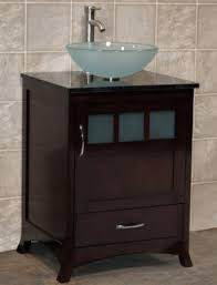 24 sink base cabinet. Perfect Sink 24 Bathroom Vanity Solid Wood Cabinet Stone Top Vessel Sink TR9 To Base H