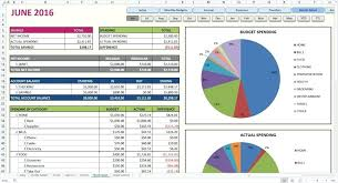 Monthly Expense Spreadsheet Template Bills Expenses Excel Budget ...