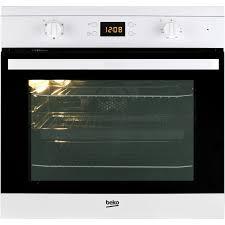 beko cif80w electric single oven