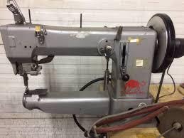 Ferdinand Bull Sewing Machine