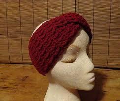 Crochet Ear Warmer Pattern Enchanting Ravelry Twisted Band Crochet Turban Earwarmer Pattern By Lulu Bebeblu