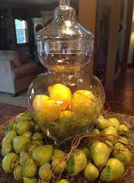 Lemon Decorations For Kitchen The Tuscan Home Jazz Up That Kitchen