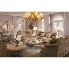 Michael Amini Living Room Furniture Michael Amini Lavelle Sofa And Settee Set Reviews Wayfair