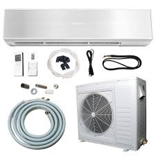 Heating And Air Units For Sale Ramsond 24000 Btu 2 Ton Ductless Mini Split Air Conditioner And