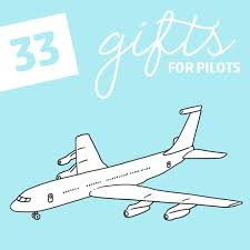 33 gifts for pilots aviation